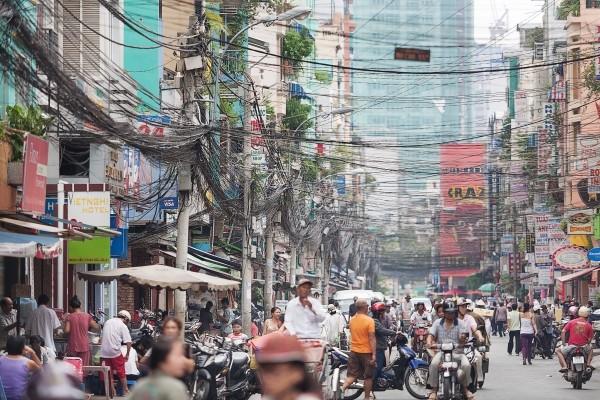 Ville - Circuit Vietnam Insolite Hanoi Vietnam