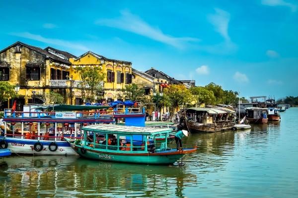 Ville - Circuit De la Baie d'Halong à l'île de Phu Quoc 3* Hanoi Vietnam