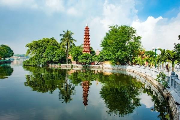 Monument - Circuit Les Inoubliables du Vietnam et du Cambodge Hanoi Vietnam
