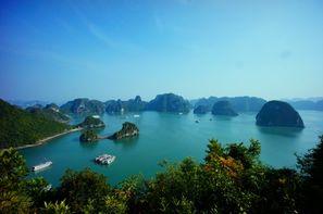 Vacances Hanoi: Circuit Douceurs d'Indochine privatif
