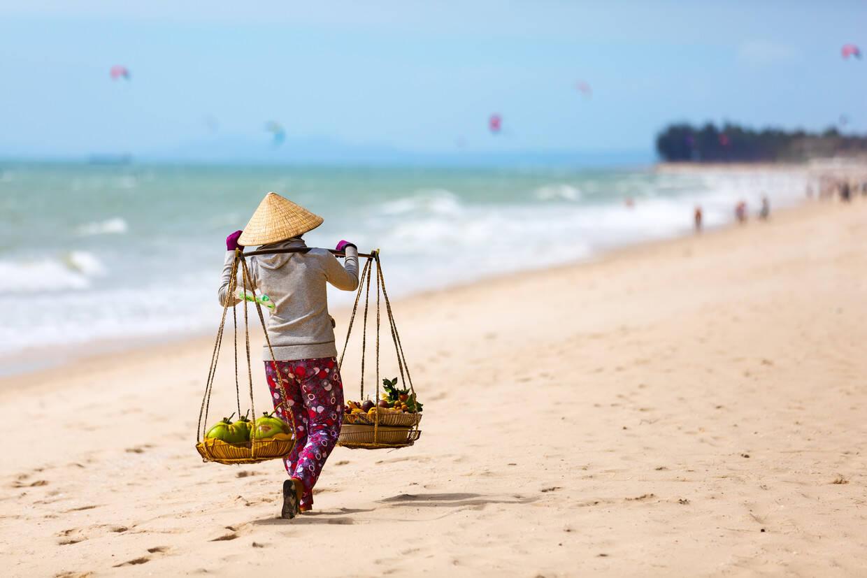 Plage - Circuit Vietnam de la Baie d'Halong aux Dunes Dorées (extension plage) 3* Hanoi Vietnam