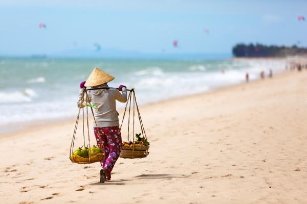 Mui Ne - Vietnam de la Baie d'Halong aux Dunes Dorées (extension plage)