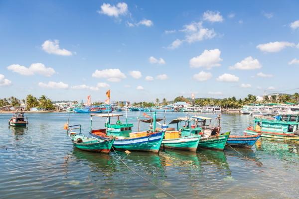 Plage - Circuit Vietnam Découverte en Privatif et Phu Quoc 3* Hanoi Vietnam