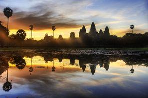 Vacances Hanoi: Circuit De la Baie d'Halong aux temples d'Angkor