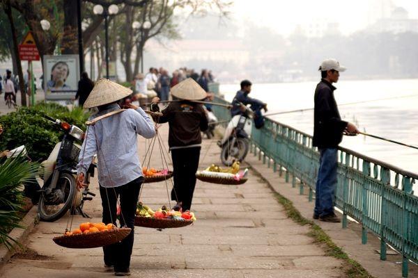 Ville - Circuit Vietnam Saveurs de la Baie d'Halong 3* Hanoi Vietnam