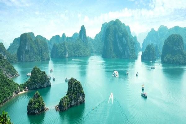 Nature - Circuit Vietnam légendaire et fascinant Cambodge 3* Hanoi Vietnam