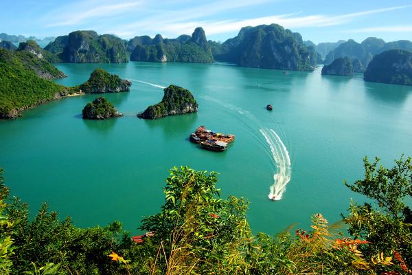 Nature - Circuit Splendeurs du Vietnam Cambodge 3* Hochiminh Vietnam