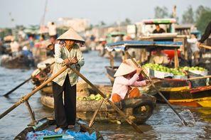 Vietnam-Saigon, Circuit Gastronomie du Vietnam