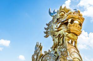 Vietnam-Saigon, Circuit Vietnam des neuf dragons
