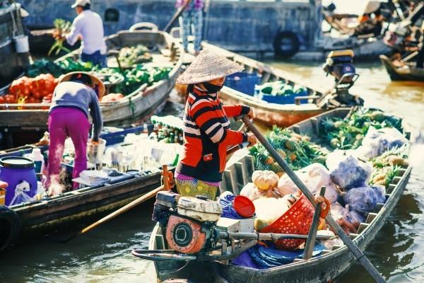 Bateau - Circuit Gastronomie du Vietnam 3* Saigon Vietnam
