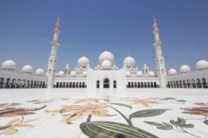 Abu Dhabi-Abu Dhabi, Combiné hôtels Désert et plage
