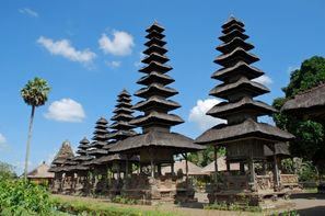 Bali-Denpasar, Combiné circuit et hôtel - Jardin d'Eden Charme + Fontana