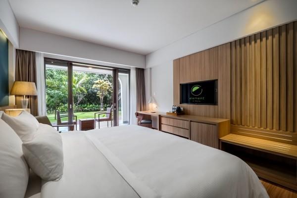 Chambre - Hôtel Element by Westin Ubud / Kings Villa Sanur Denpasar Bali