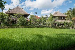 Bali-Denpasar, Combiné hôtels - Balnéaire au Maison At C Boutique Hotel & Spa + Ananda Cottage à Ubud