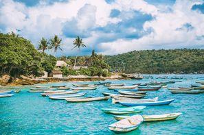 Vacances Sanur: Combiné hôtels - Ubud Village + Lembongan Beach + Prime Plaza Hotel Sanur