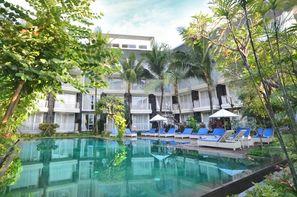 Vacances Kuta: Combiné hôtels - Balnéaire à Kuta à l'hôtel Fontana + The Ubud Village Hotel