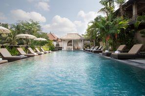 Bali-Denpasar, Combiné hôtels - Balnéaire à Kuta à l'hôtel Fontana + The Ubud Village Hotel