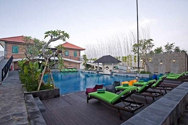 Piscine - Combiné hôtels - Balnéaire au Maison At C Boutique 4* + Ananda Cottage 3* à Ubud Denpasar Bali