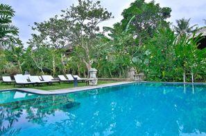 Bali-Denpasar, Combiné hôtels - Balnéaire au Maison At C Boutique + Ananda Cottage à Ubud