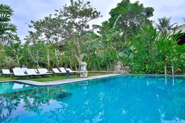 Piscine - Combiné hôtels - Balnéaire au Maison At C Boutique 4* + Ananda Cottage 3* à Ubud