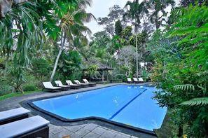 Vacances Denpasar: Combiné hôtels - Balnéaire au Mercure Sanur 4* + Ananda Cottage 3* à Ubud
