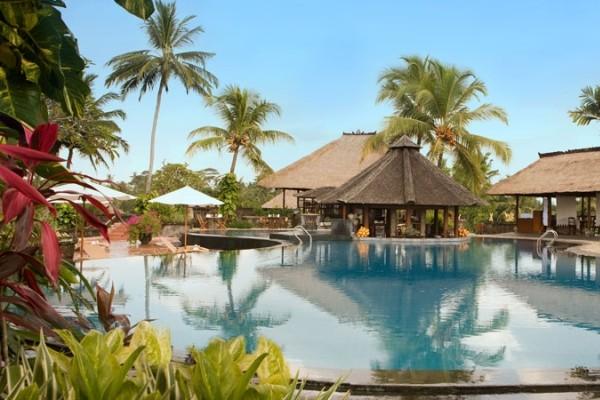 Piscine - Combiné hôtels - Balnéaire au Prama Sanur Beach 4* sup + Kamandalu Ubud 5*