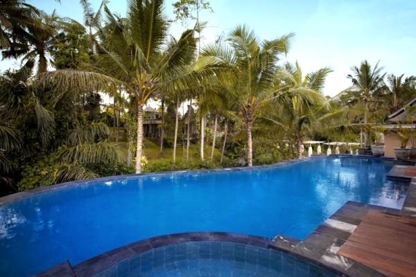 Piscine - Combiné hôtels - Balnéaire au Prama Sanur Beach 4* Sup + Wapa di Ume 4* à Ubud Denpasar Bali