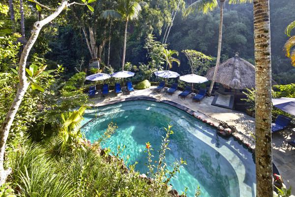 Tjampuhan - - Tjampuhan Spa 4* à Ubud + Prime Plaza Hotel Sanur 4* + 3 nuits à Hong Kong 3*