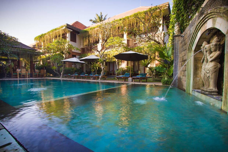 Piscine - Combiné hôtels Balnéaire au Prama Sanur 4* sup + D'Bulakan Boutique à Ubud 4* Denpasar Bali