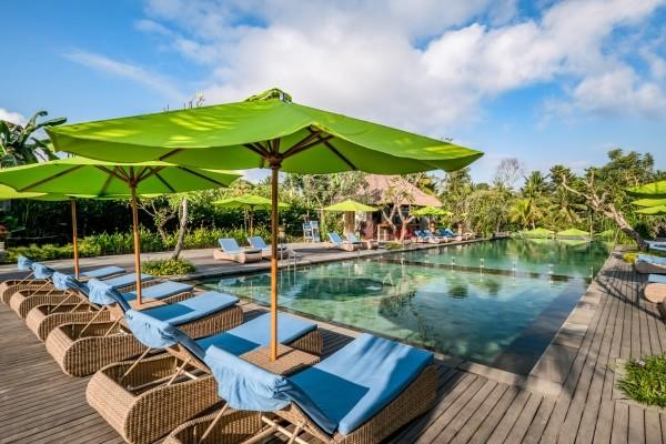 Piscine - Hôtel Element by Westin Ubud / Holiday Resort Lombok / Kings Villa Sanur 4* Denpasar Bali