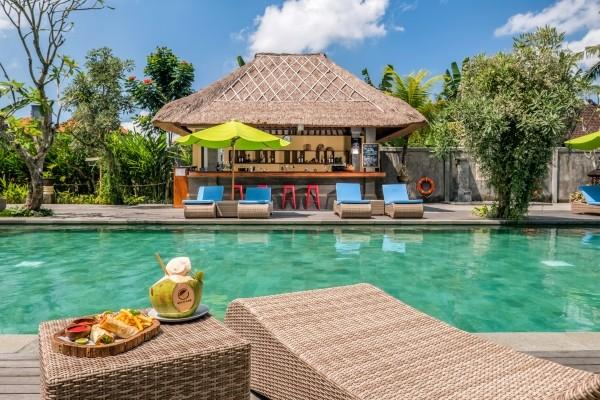 Piscine - Hôtel Element by Westin Ubud / Kings Villa Sanur Denpasar Bali