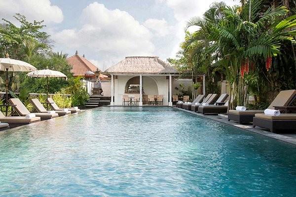The Ubud Village Hotel - piscine - Ubud Village + Lembongan Beach + Prime Plaza Hotel Sanur 4*