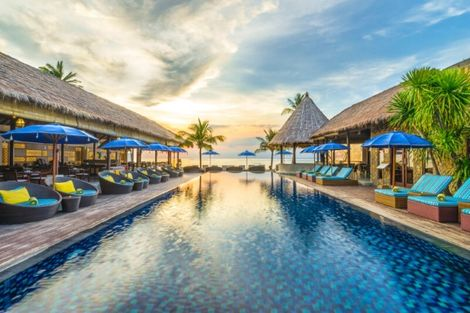 Bali-Combiné hôtels Ubud Village Hotel + Lembongan Beach + Prime Plaza Hotel Sanur 4*