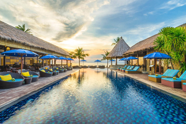 Piscine - Combiné hôtels Ubud Village Hotel + Lembongan Beach + Prime Plaza Hotel Sanur 4* Denpasar Bali
