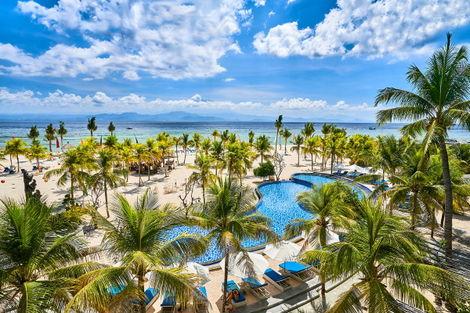 Bali-Combiné hôtels Cendana Ubud Resort 3* + Mahagiri Nusa Lembongan 4* + Jimbaran Bay Beach 4*