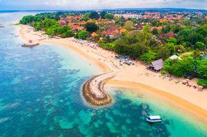 Vacances Denpasar: Combiné hôtels FRAM Des rizières d'Ubud aux plages de Sanur