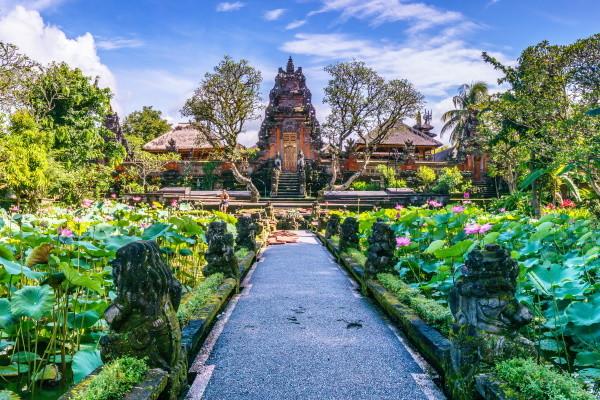 Monument - Hôtel Element by Westin Ubud / Kings Villa Sanur Denpasar Bali