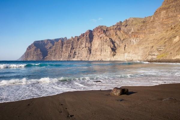 Plage - Combiné circuit et hôtel Tour Canario et Framissima H10 Costa Adeje Palace 4* Tenerife Canaries