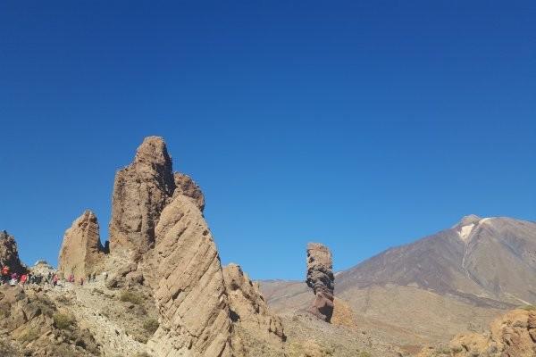 Vue panoramique - Combiné circuit et hôtel Tour Canario et séjour Gran Hotel Turquesa Playa 4* Tenerife Canaries