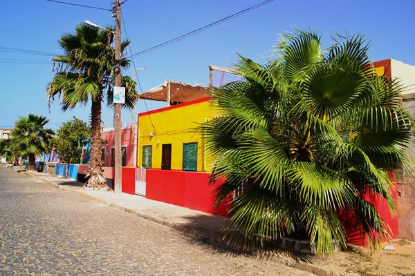 (fictif) - Combiné hôtels Périple Sal, Santiago & Fogo Ile de Sal Cap Vert