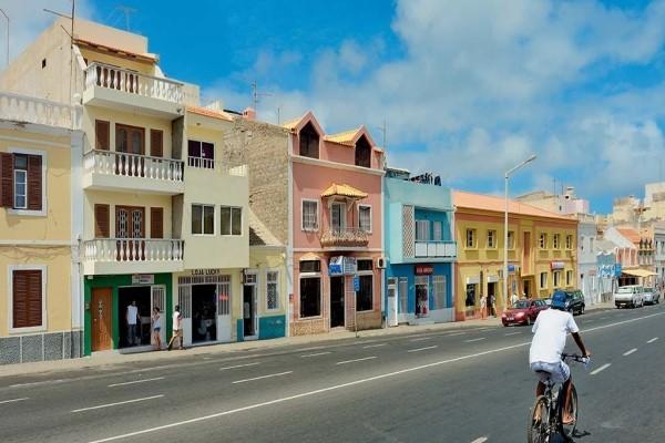 Ville - Combiné hôtels Périple Sal, São Vicente & Santo Antão 3* Ile de Sal Cap Vert