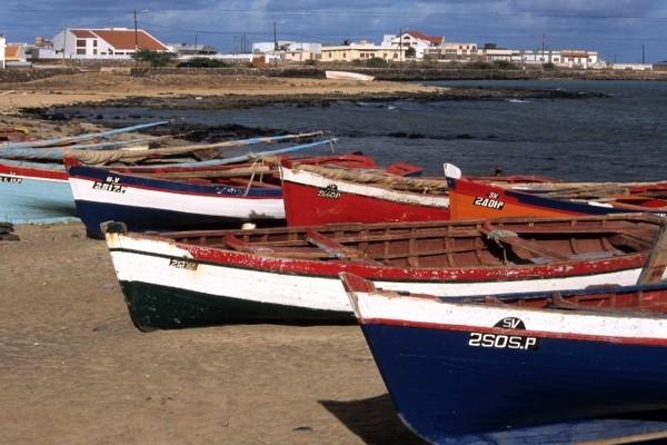 Plage - Combiné hôtels Cocktail Extreme 5 Iles Ile de Santiago Cap Vert