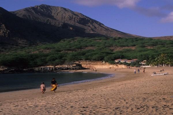 Plage - Combiné hôtels Cocktail Nature 4 Iles Ile de Santiago Cap Vert