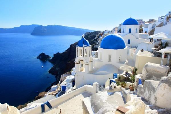 Vacances Heraklion: Combiné hôtels Crète et Santorin, les perles de la mer Égée