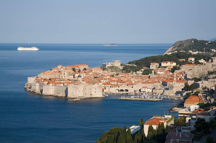 Ville - Combiné circuit et hôtel Les merveilles de Dalmatie et Framissima Grand Hotel Neum 4* Dubrovnik Croatie