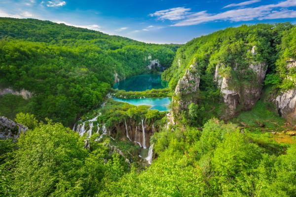 Nature - Circuit Beautés de l'Adriatique et Framissima Waterman Kaktus 4*
