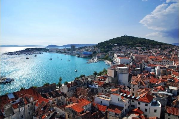 Ville - Combiné circuit et hôtel Beautés de l'Adriatique et Framissima Waterman Kaktus 4* Split Croatie