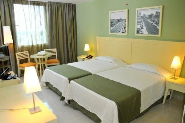 Chambre - Combiné hôtels Hôtel NH Capri + Hôtel Playa Cayo Santa Maria La Havane Cuba