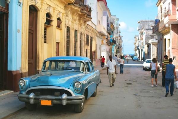 Ville - Combiné circuit et hôtel Découverte de Cuba & Séjour balnéaire à l'hôtel Starfish Cuatro Palmas La Havane Cuba