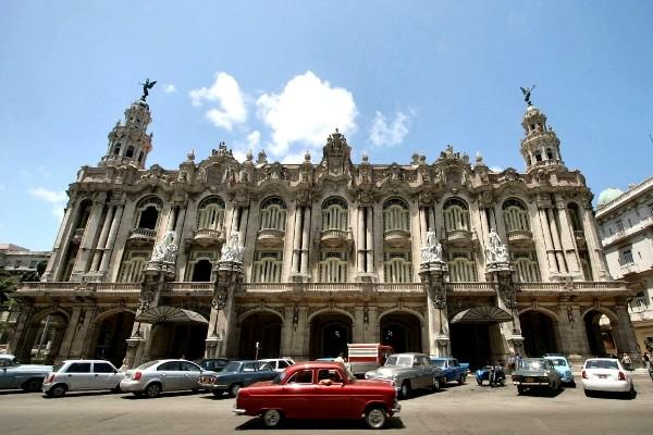 La Havane - Gran Teatro